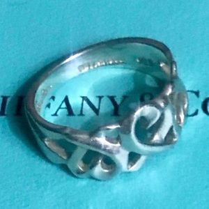 Tiffany & Co. Paloma Picasso Loving Hearts Ring